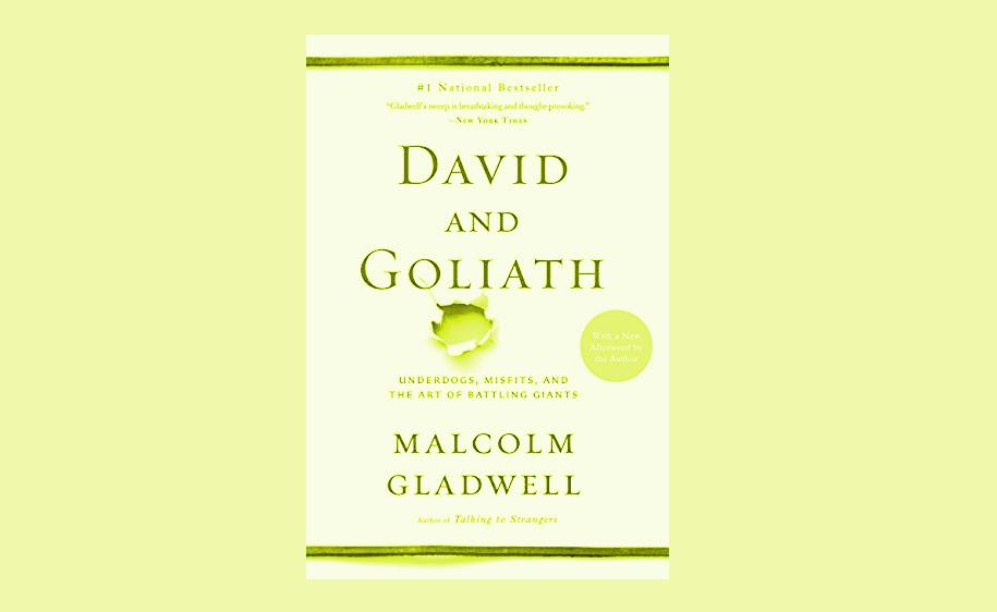 David - Goliath, Malcolm Gladwell
